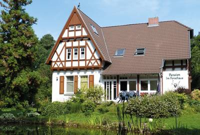 "Pension ""Im Forsthaus"" in Görlsdorf, Foto: Pension ""Im Forsthaus"""